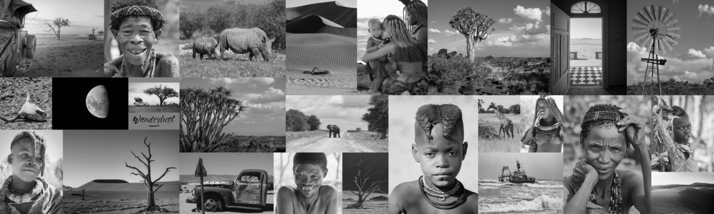 Collage Namibia